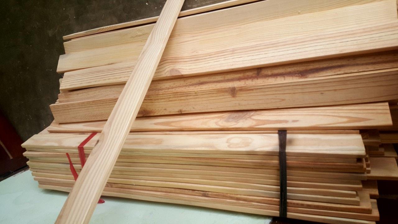 gỗ thông pallet